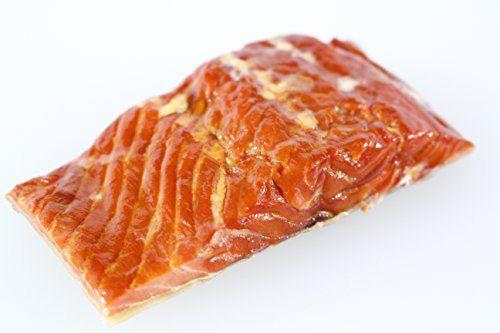 Smoked Chum Salmon Original Smoke 48oz (12 Packs, 4oz (113g) Each) - http://mygourmetgifts.com/smoked-chum-salmon-original-smoke-48oz-12-packs-4oz-113g-each/