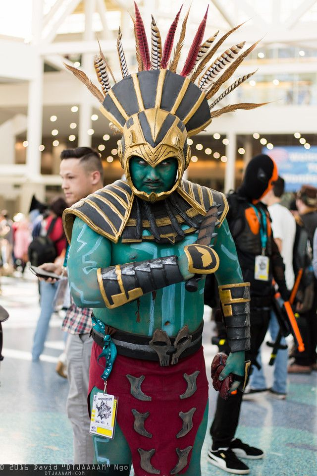 WonderCon 2016 Saturday David Ngo (DTJAAAAM) Cosplay