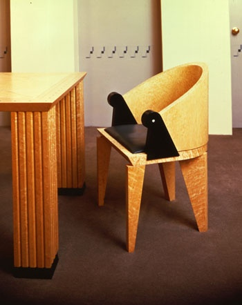 Michael Graves (designer), Chair For Sunar Hauserman.