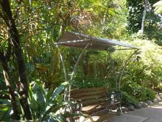 Cairns, Queensland, Botanic Gardens, lovely spot to contemplate or just rest.