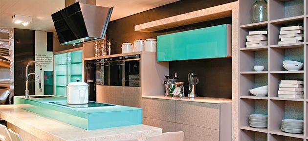 Estas cozinhas já estamparam as páginas das revistas CASA CLAUDIA ou ARQUITETURA & CONSTRUÇÃO