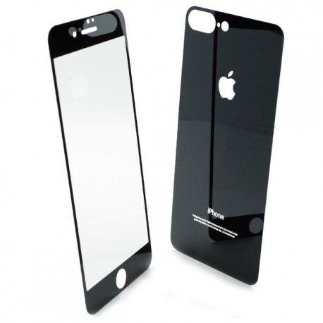 De ce sa nu comanzi Folie protectie sticla Apple iPhone 7 Plus si spate negru cand l-ai gasit pe iNowGSM.ro la un pret bun?