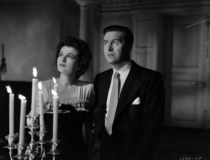 The Uninvited: Ray Milland, Ruth Hussey, Donald Crisp, Lewis Allen