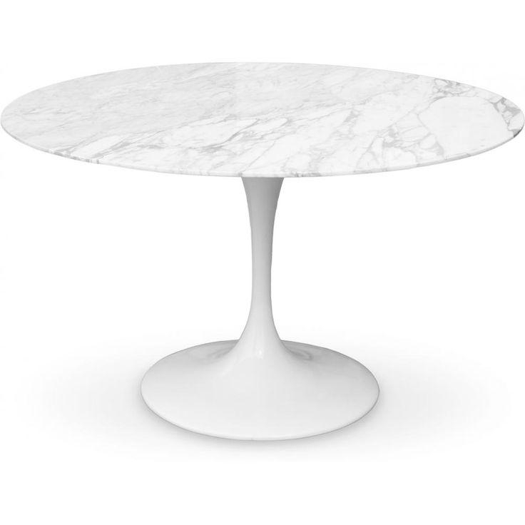 Tulip Tisch Marmor 120cm Saarinen Tulip Table Marble Saarinen Tulip Table Eero Saarinen Tulip Table