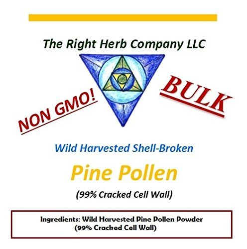 WILD HARVESTED PINE POLLEN POWDER  GMO FREE  99% CRACKED CELL WALL  BULK (1 kilogram (2.2lbs)) Review https://weightlossteareviews.info/wild-harvested-pine-pollen-powder-gmo-free-99-cracked-cell-wall-bulk-1-kilogram-2-2lbs-review/