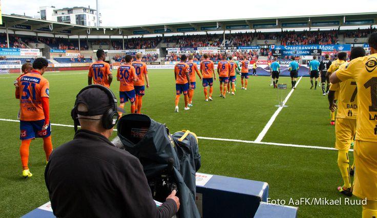 AaFK - Bodø Glimt. August 2014