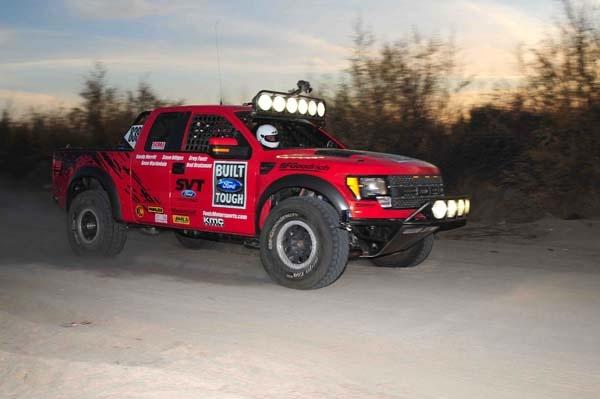 2011 ford raptor tecate score baja 1000