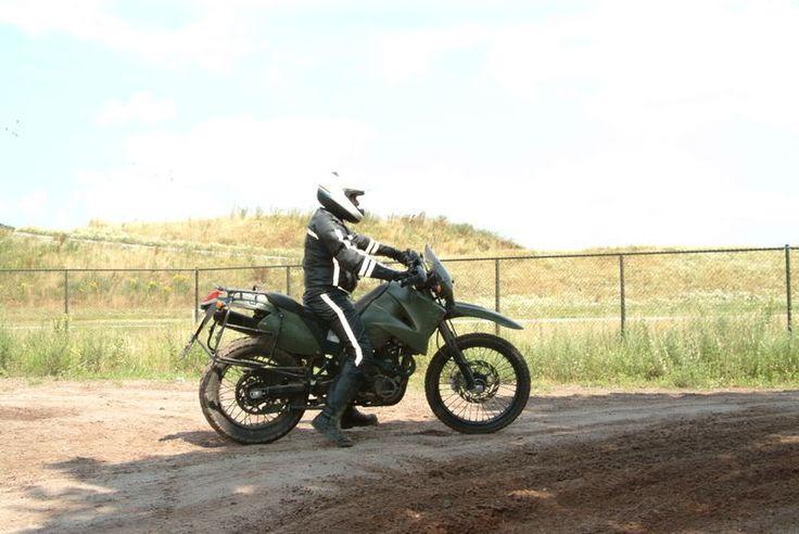 KTM 400 LS-E Military