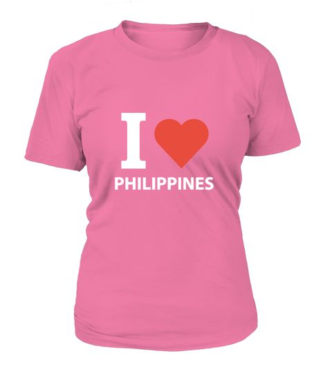 """# I LOVE PHILIPPINES WOMEN TEE .  I LOVE PHILIPPINES WOMEN TEESpecial Offer, not available anywhere else!      Available in a variety of styles and colors      Buy yours now before it is too late!      Secured payment via Visa / Mastercard / Amex      How to place an order            Choose the model from the drop-down menu      Click on """"Buy it now""""      Choose the size and the quantity      Add your delivery address and bank details      And that's it!"""