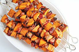 Sweet Potatoes Kebab contains a good amount of vitamin A, potassium and #fiber which is good for eyesight. #Tastyfix #searchengine