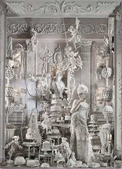 Bergdorf Goodman visual-display-store-windows