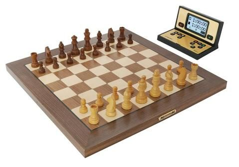Millennium Chess Computer - Chess Genius Exclusive - Chess Computer - Chess-House