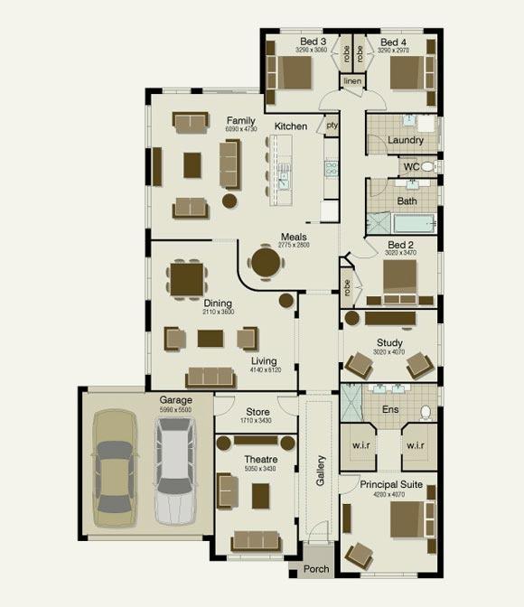 Sekisui House | ACT | House Designs |