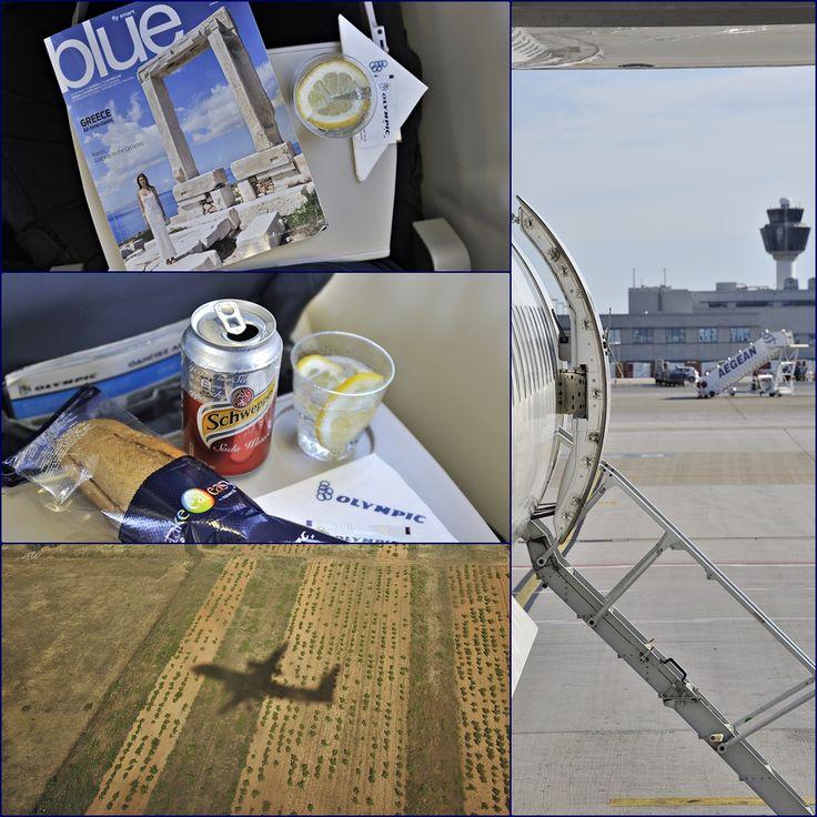 Στιγμές ταξιδιωτικής απόλαυσης πάνω από το γαλάζιο της Μεσογείου μα την προσγείωσή μας στο Ελ. Βενιζέλος η πρώτη πτήση της Aegean Μάλτα – Αθήνα με τα φτερά της Olympic Air είναι γεγονός.