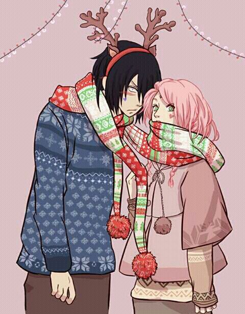 christmas anime naruto - photo #27