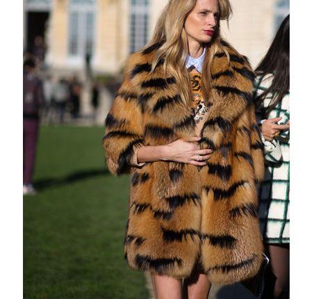 Street style z Paryża: Paris Haute couture wiosna-lato 2016