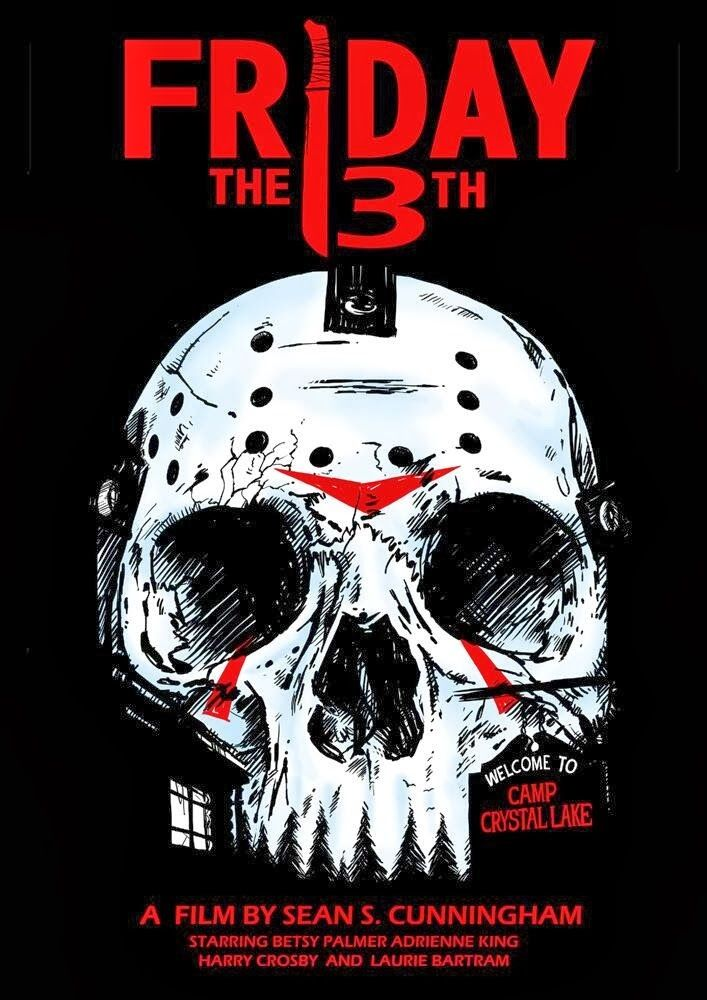 friday the 13 th by Alisdair Wood