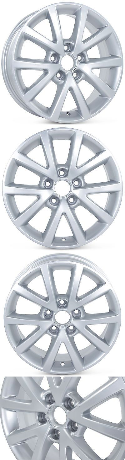 auto parts - general: New 16 Alloy Wheel For Volkswagen Jetta 2010 2011 2012 2013 2014 2015 Rim 69897 -> BUY IT NOW ONLY: $98.48 on eBay!
