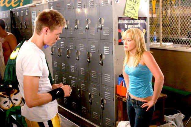 Austin and Sam, A Cinderella Story (2004)