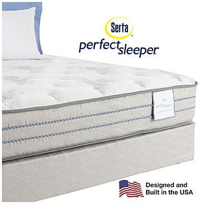 Serta Perfect Sleeper Emerson Super Firm Queen Mattress