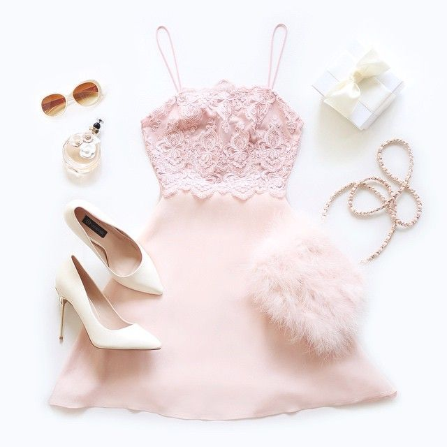 . . . a pretty~in~pink look from the birthday princess #LavishGirlStyle