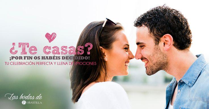 La boda con la que sueñas está mucho más cerca de lo crees. ¡Contacta con nosotros!
