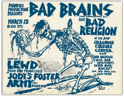 bad brains and bad religion