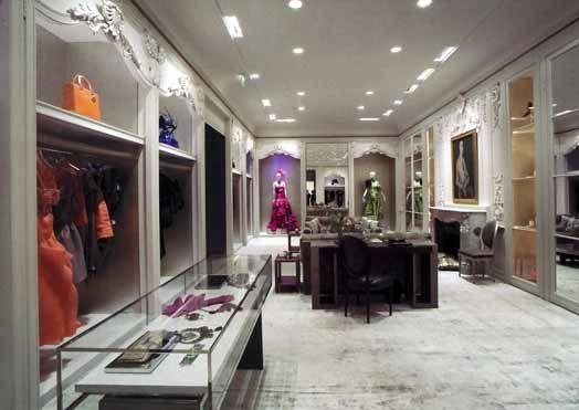 Mititique Boutique: 5 Best Dressed Interiors of 2008