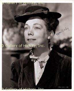 Ellen Corby | ellen corby photograph signed ellen corby b w 8x10 corby was nominated ...