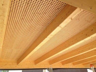 17 meilleures id es propos de plafond acoustique sur for Plafond suspendu bois
