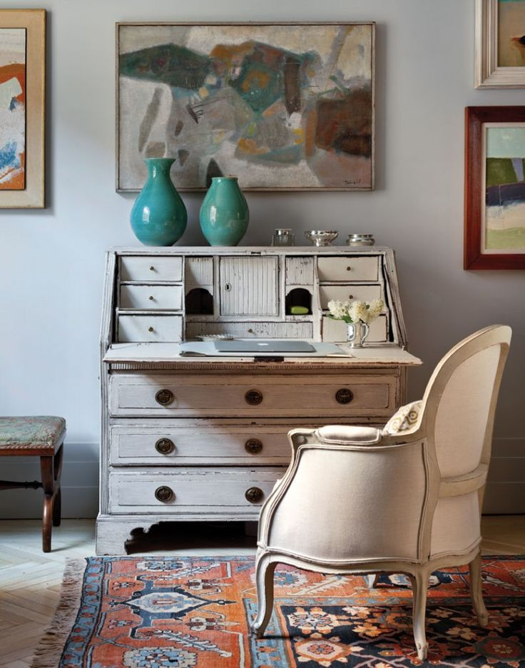 View This Great Eclectic Home Office With Built In Bookshelf U0026 Hardwood  Floors By Design Development NYC. Discover U0026 Browse Thousands Of Other Home  Design ...