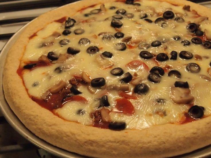 Plain Pizza - Amish Recipes Oasis Newsfeatures