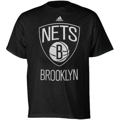 f1f23b22 ... Youth Brooklyn Nets adidas Black Primary Logo T-Shirt. Nba  StoreMonkeyNew JerseyBrooklyn .