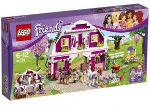LEGO Friends - Słoneczne ranczo #lego #friends