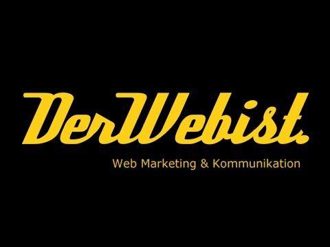 """Der Web ist… 150% STRATEGISCH, GANZHEITLICH & NACHHALTIG!  2006: Mag. rer. soc. oec. """"Wirtschaft & Kommunikation"""" an der WU Wien/Uni Wien seit 2006: Web & Social Media Manager in diversen Agenturen seit 2012: Web & Social Media Stratege, Manager und Lektor als """"Der Webist"""" (Web Marketing & Kommunikation)  Mehr Infos auf www.derwebist.com"""
