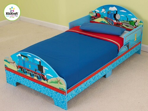 Safe Low Toddler Bed Uses Your Old Crib Mattress