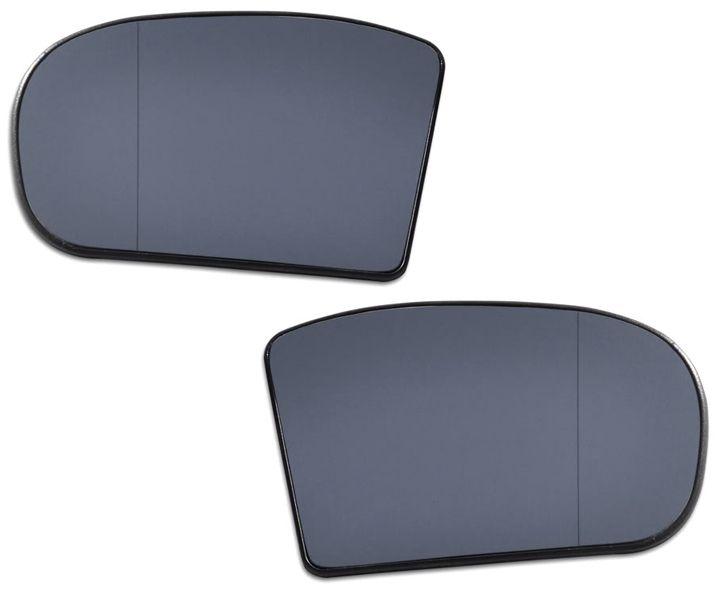 Heated Blind Spot Split Mirror Set for W203 C-Class