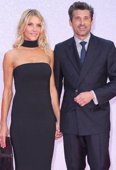 Patrick Dempsey, Wife Jillian