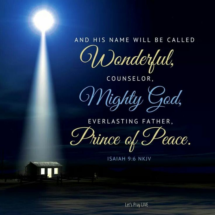 Isaiah 9:6 · Christmas QuotesChristmas ...