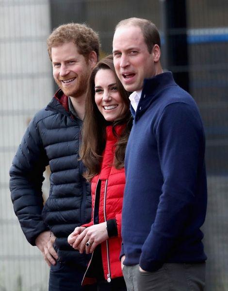 Kate Middleton, Prens William ve Prens Harry'nin Koşu Yarışı - InStyle Türkiye