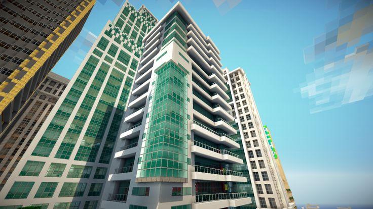 Modern Minecraft Apartments