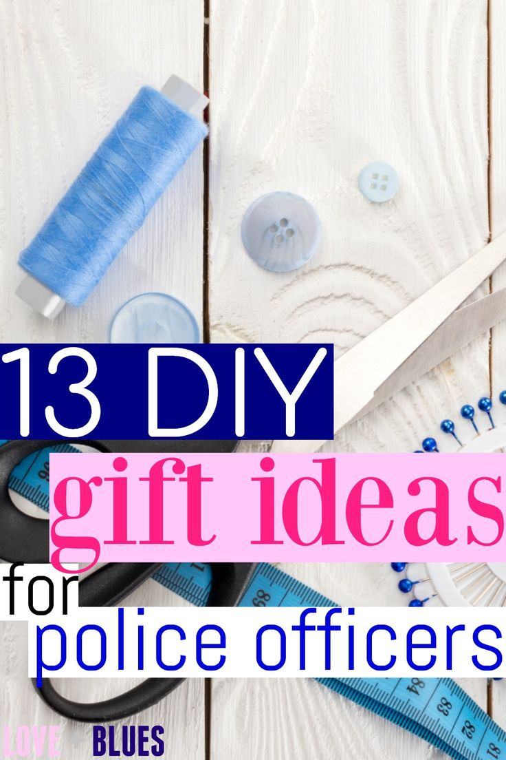 cover letter law enforcement%0A    Thoughtful DIY Gift Ideas for Police Officers