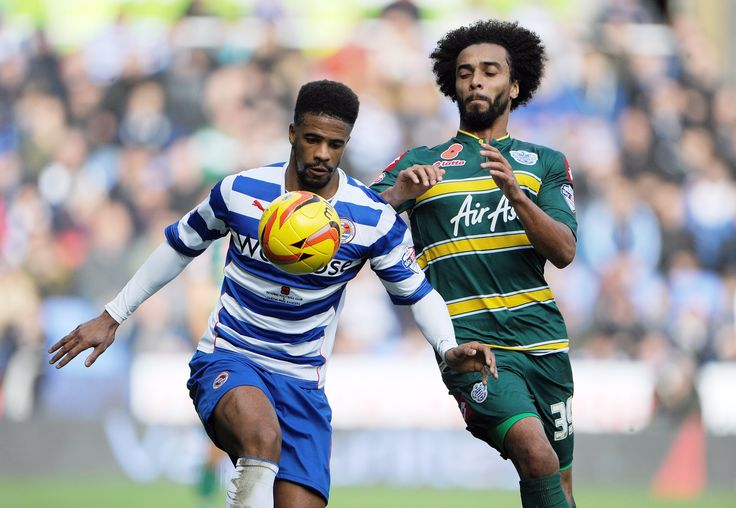 @QPR trying to get around the attacker #9ine