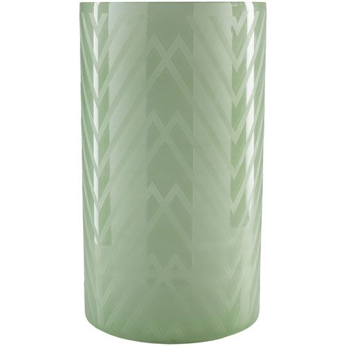 Trulli green Candle Holder