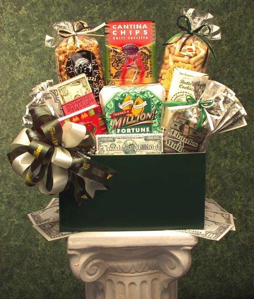 Thank You For Your Business Basket: Best 25+ Thank You Gift Baskets Ideas On Pinterest