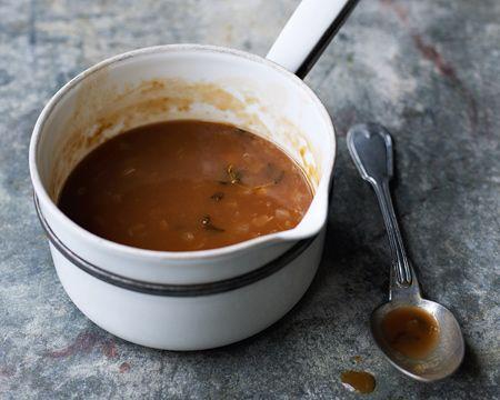 Madeira Sauce - A simplified version of a very versatile sauce.