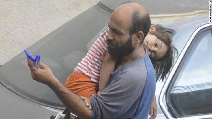 Social media finds Syrian refugee, provides dad a new start