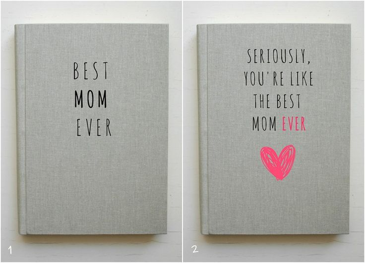 Which one for Mother's Day? :)
