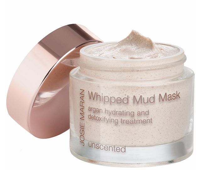 NEW Josie Maran Whipped Mud Mask