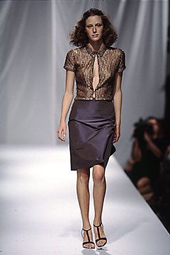 Elspeth Gibson Spring 2000 Ready-to-Wear Fashion Show